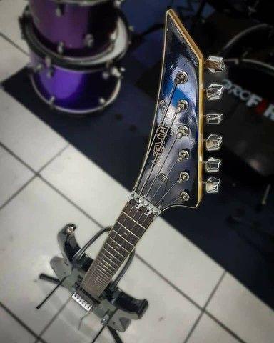 Guitarra Menphis Tagima Super Strato Floyd Rose - Foto 4
