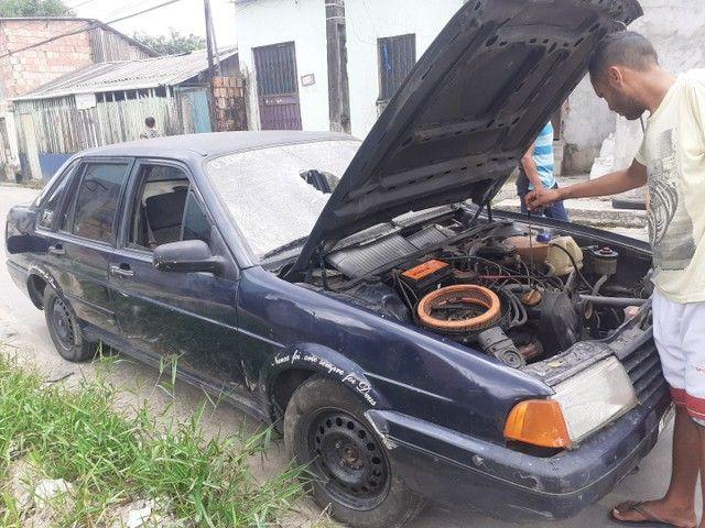 Vendo Carro Santana Ano 2.000 - Foto 2