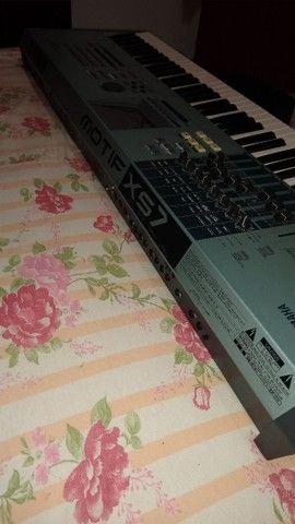 Teclado Yamaha Motif XS 7  - Foto 5