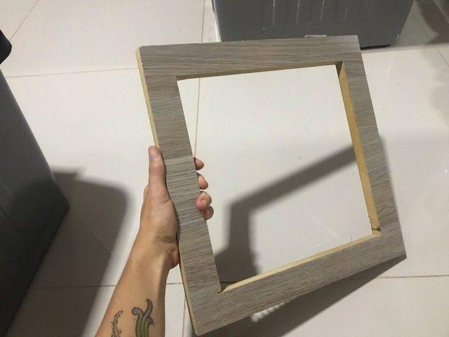 Tear quadrado (25 pregos cada lado)  - Foto 2