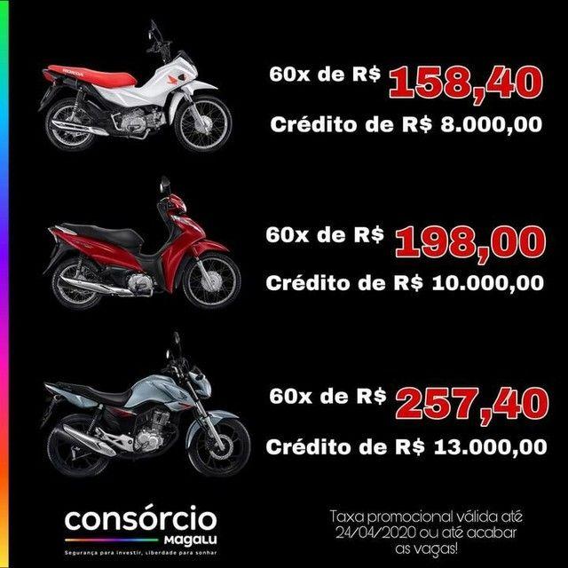 Motos - consórcio  - Foto 10