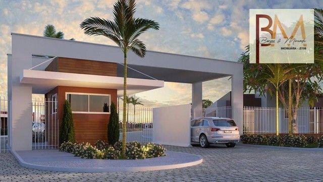Casa com 2 dormitórios para alugar, 42 m² por R$ 1.000,00/mês - Sim - Feira de Santana/BA - Foto 12