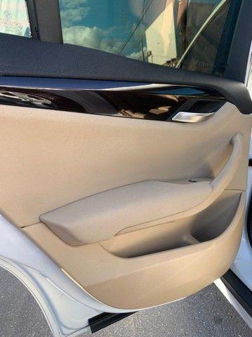 BMW X1 20i 2014 INTERIOR CARAMELO + Teto - Foto 12