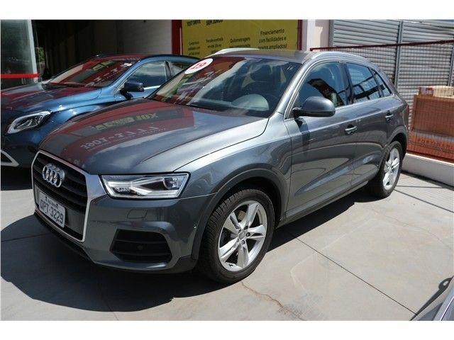 Audi Q3 2019 1.4 tfsi flex prestige plus s tronic