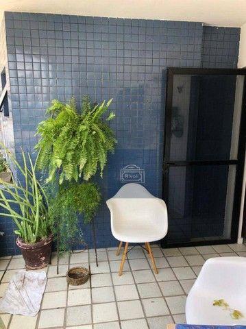 Apartamento com 2 dormitórios para alugar, 152 m² por R$ 660.000,00/mês - Boa Viagem - Rec - Foto 11