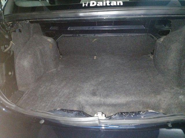 Clio Sedan Previlegé 1.6 2008 completo  - Foto 12