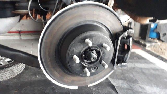 Limpeza e pintura e manutenção sistema de freios  - Foto 6