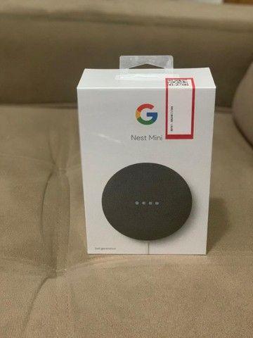 Assistente Google Home Nest Mini 2ª Geração