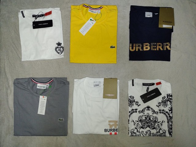 Camisetas masculinas R$ 49,99. Qualquer peça. - Foto 2