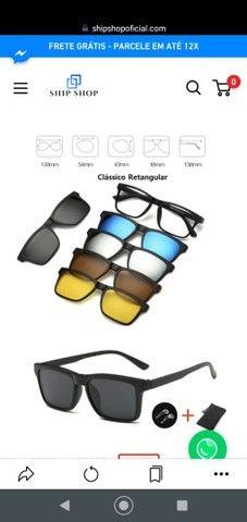 Óculos 6x1 ótima qualidade - Foto 2
