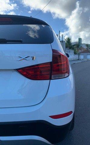 BMW X1 20i 2014 INTERIOR CARAMELO + Teto - Foto 8