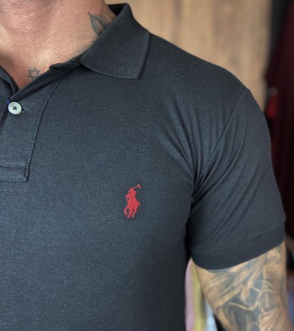 Camiseta gola polo Ralph Lauren  - Foto 2