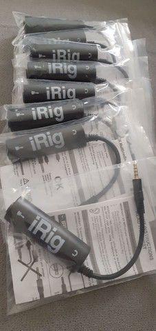 IRig interface de áudio para celular.  A PRONTA ENTREGA  - Foto 3