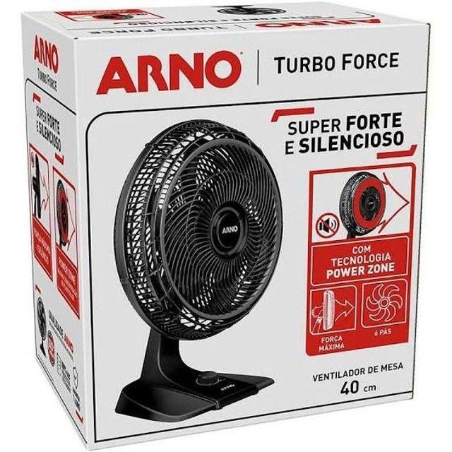 Ventilador Arno grande 40cm Ultra Silence - Foto 2