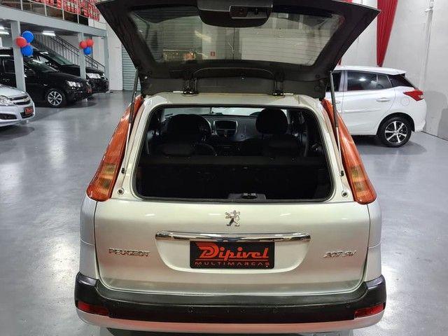 """Peugeot 207 SW XR Sport 1.4 8V FLEX 4P 2010 """"Periciado"""" - Foto 6"""