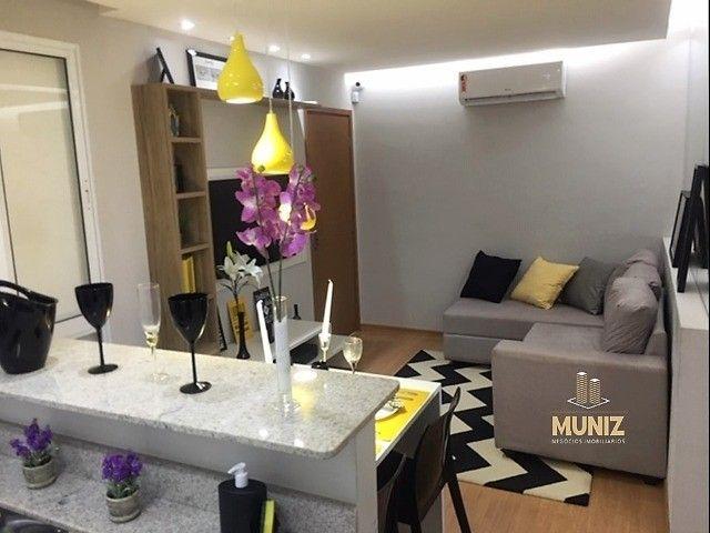 P Lindo Condomínio Clube em Olinda, Fragoso, Apartamento 2 Quartos! - Foto 6