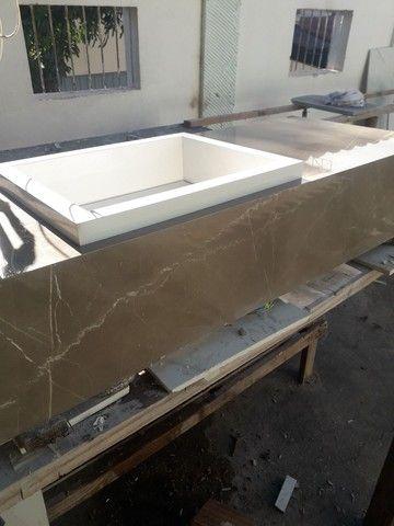 Vendo este lavatório novo em porcelanato Portobello  - Foto 2