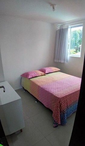 Apartamento 02 quartos, porteira fechada , 100 metros do Mar do Bessa. - Foto 10