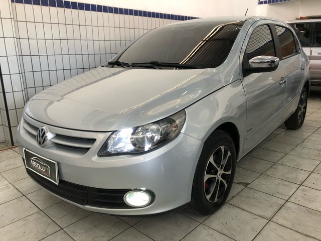 Gol 2009 G5 completo Top!!! Extra!!!