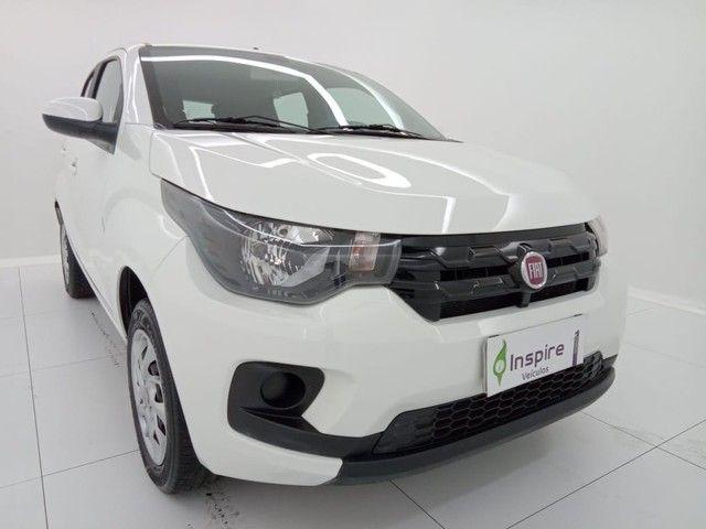 Fiat Mobi Drive 2018 Completo Flex - Foto 2