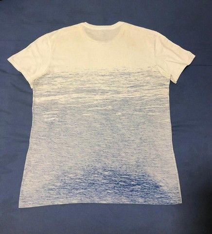 Camiseta Reserva usada - Foto 3