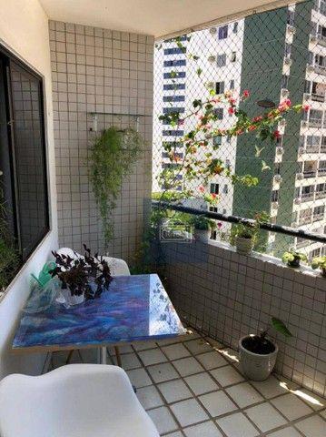 Apartamento com 2 dormitórios para alugar, 152 m² por R$ 660.000,00/mês - Boa Viagem - Rec - Foto 7