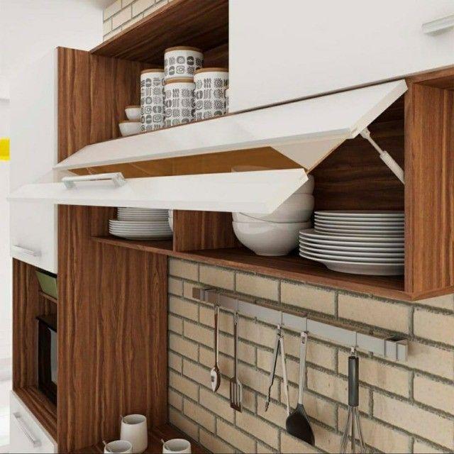 Cozinha Carmenere 100% MDF 3 Peças (Nova) Promoção<br><br> - Foto 6