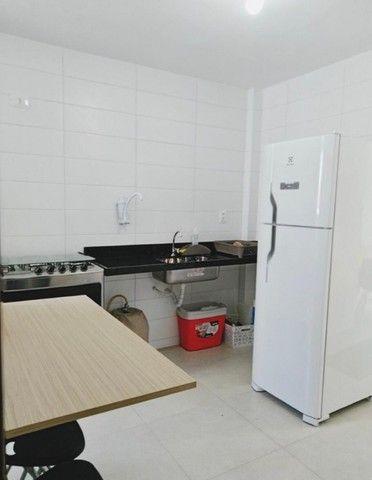Apartamento 02 quartos, porteira fechada , 100 metros do Mar do Bessa. - Foto 5