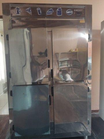 Refrigerador Gelopar 4 portas GREP-4P 220v - Foto 2