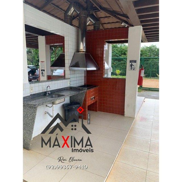 Apartamento para aluguel, 3 quartos, 1 vaga, Compensa - Manaus/AM - Foto 3