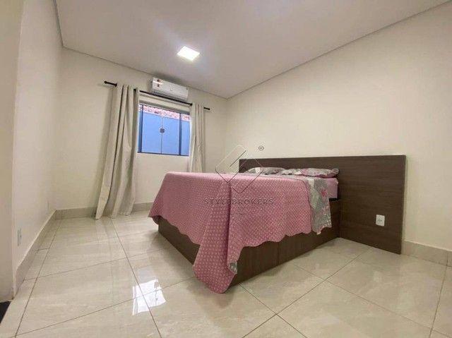 Sobrado com 5 dormitórios à venda, 298 m² por R$ 735.000,00 - Parque do Lago - Várzea Gran - Foto 7