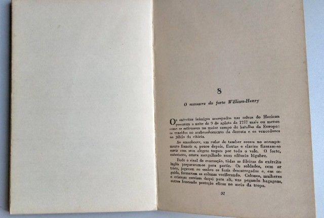 O Último dos Moicanos - James Fenimore Cooper - Foto 4