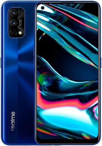 Realme 7 Pro - 128GB/8GB - Dual Sim - Azul - 12x sem juros - Foto 2