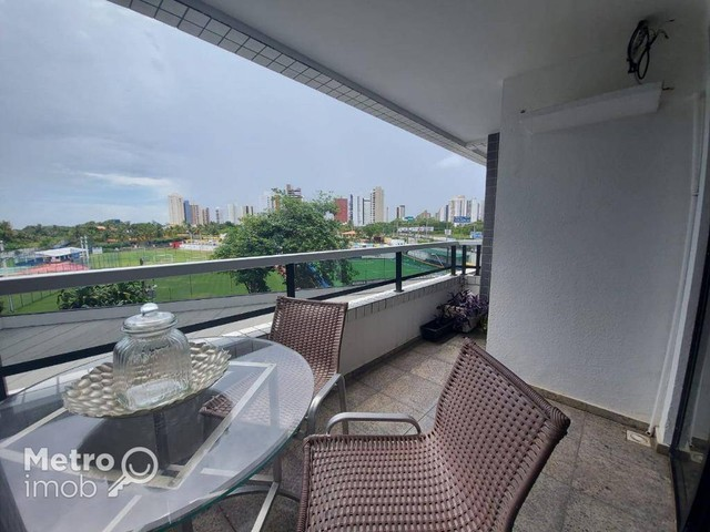 Apartamento com 3 quartos à venda, 121 m² por R$ 660.000 - Ponta do Farol - São Luís/MA - Foto 2