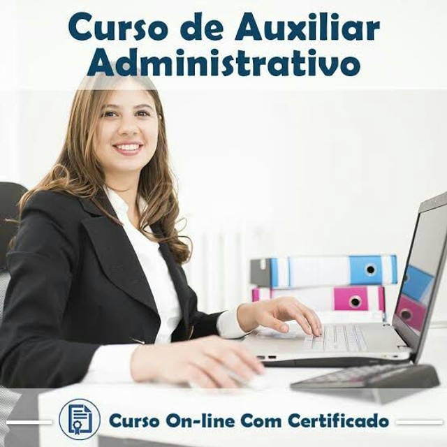Auxiliar Administrativo<br><br>