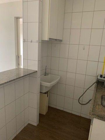 Apartamento de 1 quarto, nascente e vaga de garagem coberta - SEM FIADOR  - Foto 5