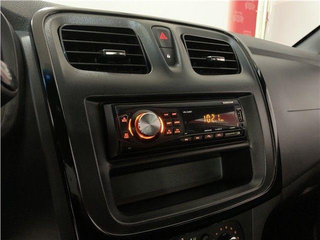 Renault Logan 2020 1.0 12v sce flex life manual - Foto 12