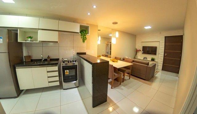 Apartamento para venda tem 51 metros quadrados com 2 quartos em Jangurussu - Fortaleza - C