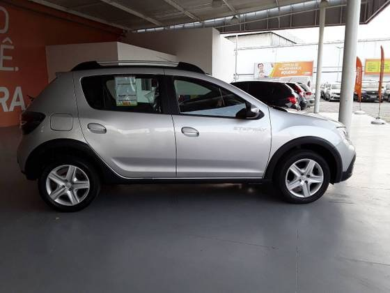 SANDERO 2019/2020 1.6 16V SCE FLEX STEPWAY ZEN MANUAL - Foto 9