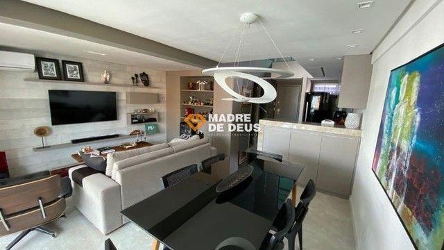 Apartamento no Ed. Beach Class Residence. Meireles, Fortaleza. - Foto 13