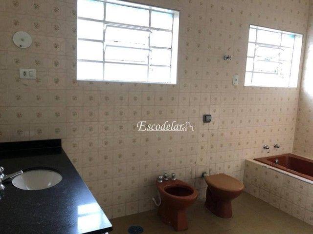 Sobrado com 4 dormitórios para alugar, 214 m² por R$ 8.000,00/mês - Jardim São Paulo(Zona  - Foto 9