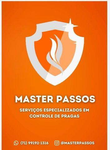 Master Passos controle de pragas .  ZAP * - Foto 6