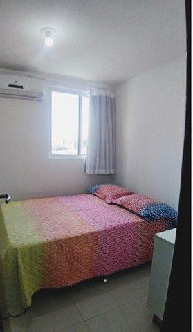 Apartamento 02 quartos, porteira fechada , 100 metros do Mar do Bessa. - Foto 13