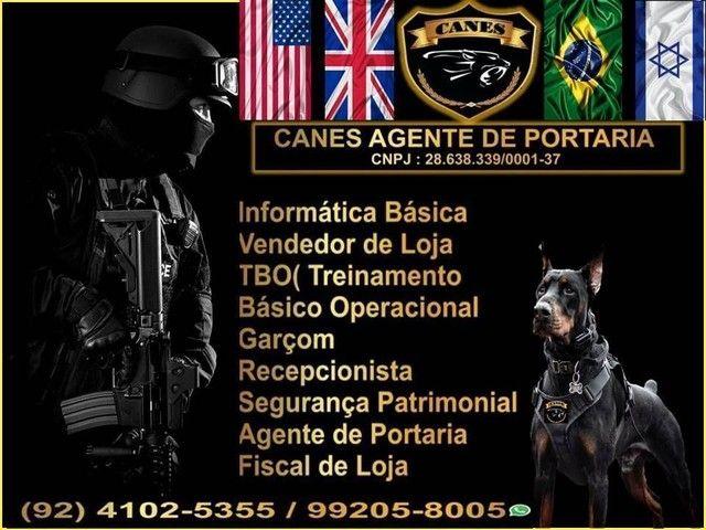 Curso 2 em 1. Agente de Portaria e Fiscal de Loja - Foto 2