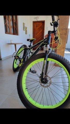 Bicicleta bike fat super bike vogue - Foto 2