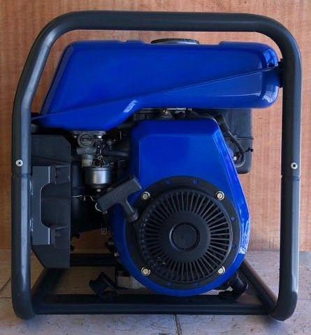 Gerador de energia Yamaha EF2500 Motor 4 tempos - Foto 3