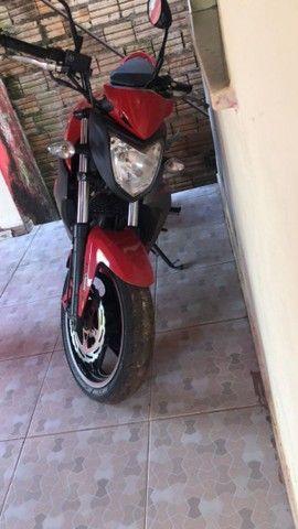 Vendo moto 300 cc ano 2019  - Foto 3