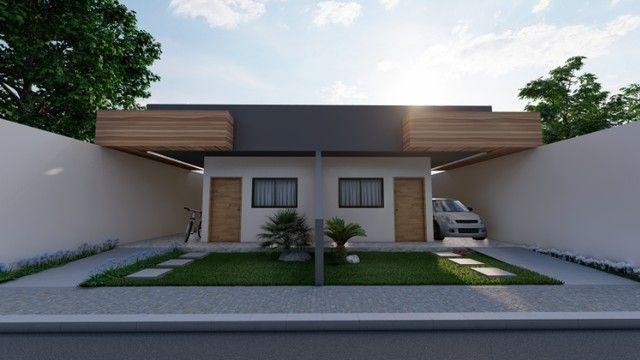 Casa Geminada com Garagem 94,6m²