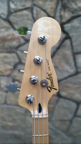 Baixo Fender Jazz Bass Standard - Estado De Novo - No Plástico - Foto 5