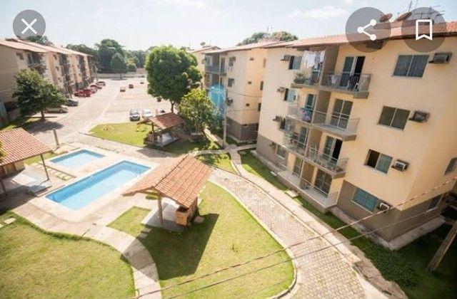 Cond. Parque Itaóca - vende ótimo apartamentos com sacada, 2/4 com e sem suíte. - Foto 8